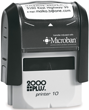 PTR10 - Printer 10 Stamp