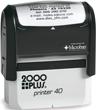 PTR40 - Printer 40 Stamp