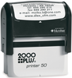 PTR50 - Printer 50 Stamp