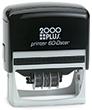 PTR60DC - Printer 60 Dater C (centered)